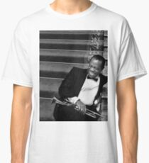 """Louis """"Satchmo"""" Armstrong Classic T-Shirt"""
