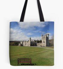 Balmoral Castle Tote Bag
