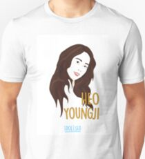 KARA Youngji T-Shirt