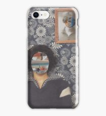 Mirrored on Wall iPhone Case/Skin