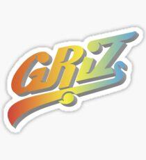Griz Sticker