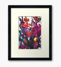 Gypsy Haven Framed Print
