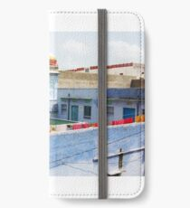 Washing line, India iPhone Wallet/Case/Skin
