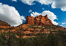 Sedona Red Rocks  by photosbyflood
