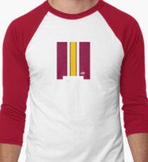 Skins Helmet Stripe Men's Baseball ¾ T-Shirt