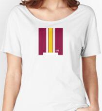 Skins Helmet Stripe Women's Relaxed Fit T-Shirt