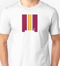 Washington Helmet Stripe Unisex T-Shirt