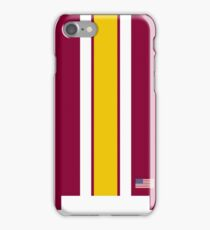 Skins Helmet Stripe iPhone Case/Skin