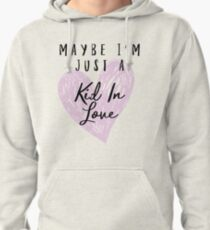 Shawn Mendes - Kid In Love Pullover Hoodie