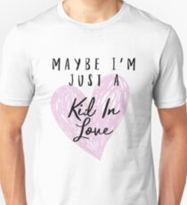Shawn Mendes - Kid In Love T-Shirt