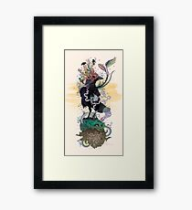 You Are Free To Fly Framed Print