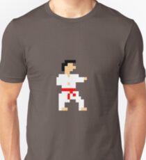 8-bit Martial Artist T-Shirt