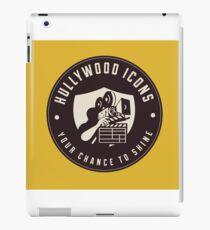 Hullywood Icons Logo iPad Case/Skin