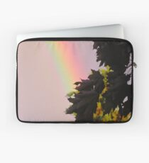Wish Upon a Rainbow Laptop Sleeve