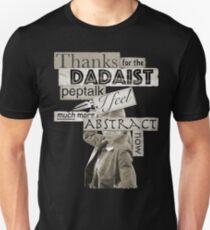 Dadaist Peptalk - Buffy T-Shirt