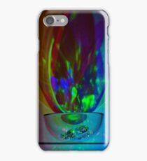 RGB Gem Refractions iPhone Case/Skin