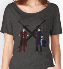Dante & Nero Women's Relaxed Fit T-Shirt