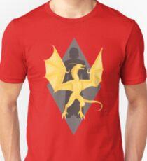Akatosh Reborn as Martin Septim T-Shirt