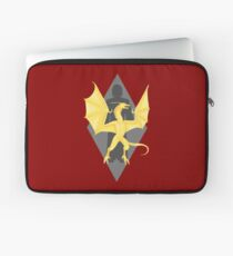 Akatosh Reborn as Martin Septim Laptop Sleeve