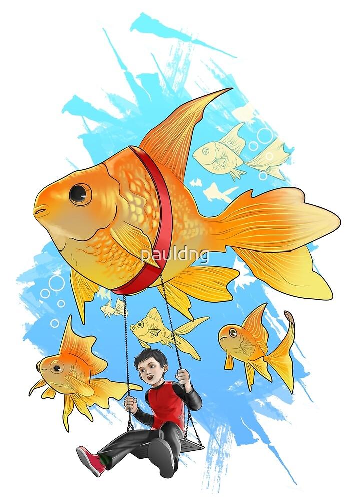 Goldfishing by pauldng