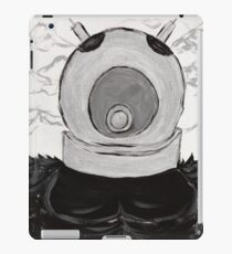 RO-MAN iPad Case/Skin
