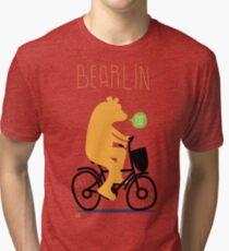 Bearlin Tri-blend T-Shirt