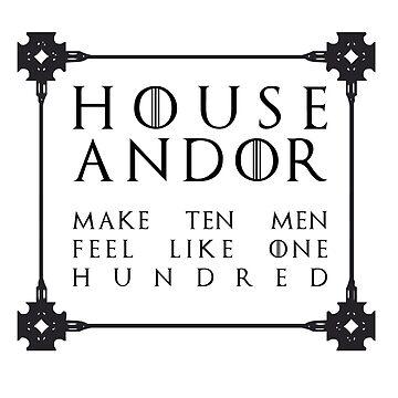 House Andor - black by houseorgana