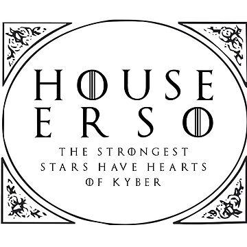 House Erso - black by houseorgana
