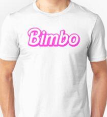 Hot Pink Bimbo Unisex T-Shirt