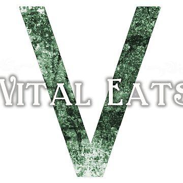Vital Logo by reinventattire