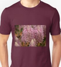 Mulla Mulla Flowers in the Mallee at Mungo Unisex T-Shirt