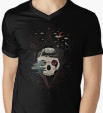 Happy Riddle Men's V-Neck T-Shirt