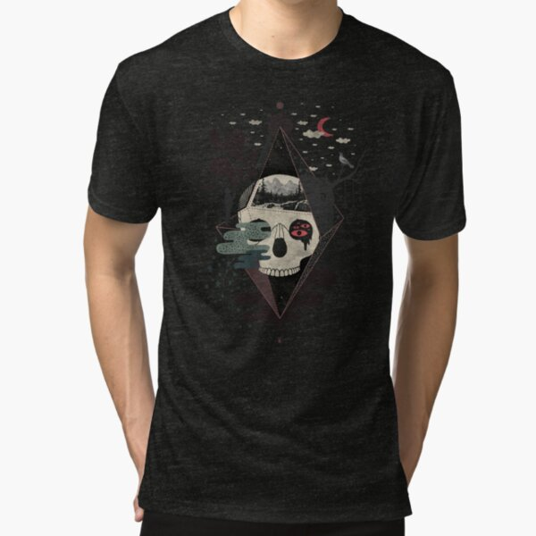 Happy Riddle Tri-blend T-Shirt