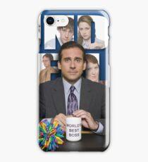 The office Michael Scott iPhone Case/Skin