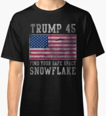 Trump 45 Suck It Up Buttercup Classic T-Shirt