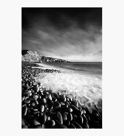 Spring Swell (Mono) Photographic Print