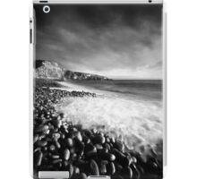 Spring Swell (Mono) iPad Case/Skin