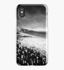 Spring Swell (Mono) iPhone Case