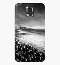 Spring Swell (Mono) Case/Skin for Samsung Galaxy
