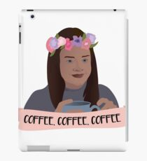 Coffee, Coffee, Coffee iPad Case/Skin
