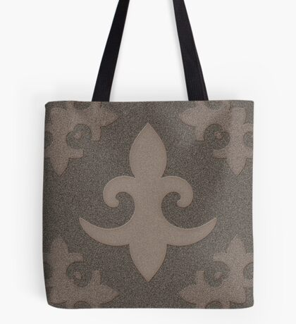 Fleur de Lis by Julie Everhart Tote Bag