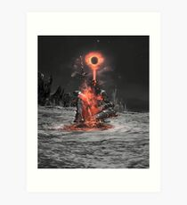 The Lord of Lords Art Print