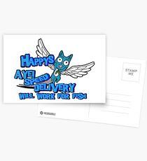 Happy Fairy Tale Postcards