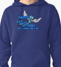 Happy Fairy Tale Pullover Hoodie