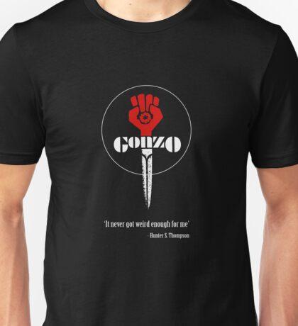 Hunter S Thompson Tribute Unisex T-Shirt