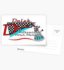 Dalek Diner 1 Postcards