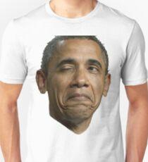Barack Hussein Obama Unisex T-Shirt