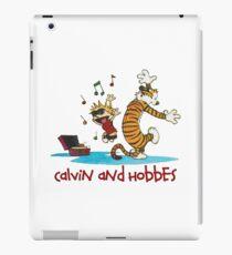 Calvin Hobbes iPad Case/Skin