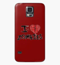 Zombie Love Case/Skin for Samsung Galaxy