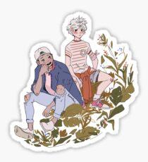"""Gon & Killua"" Sticker"